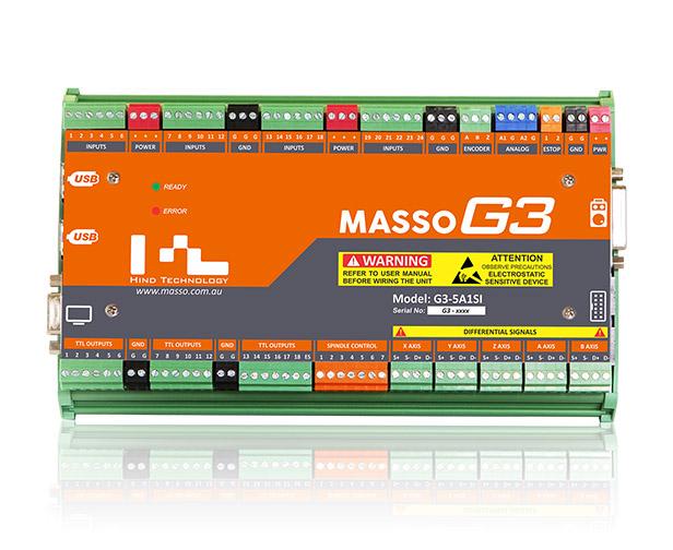 MASSO Kickstarter Launch